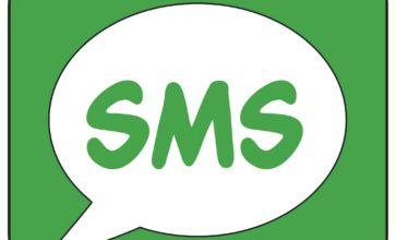 Un SMS via Griotte ? C'est possible et nécessaire !